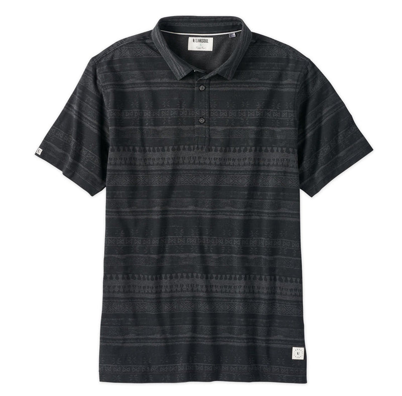 Transit Stripe Short Sleeve Polo image