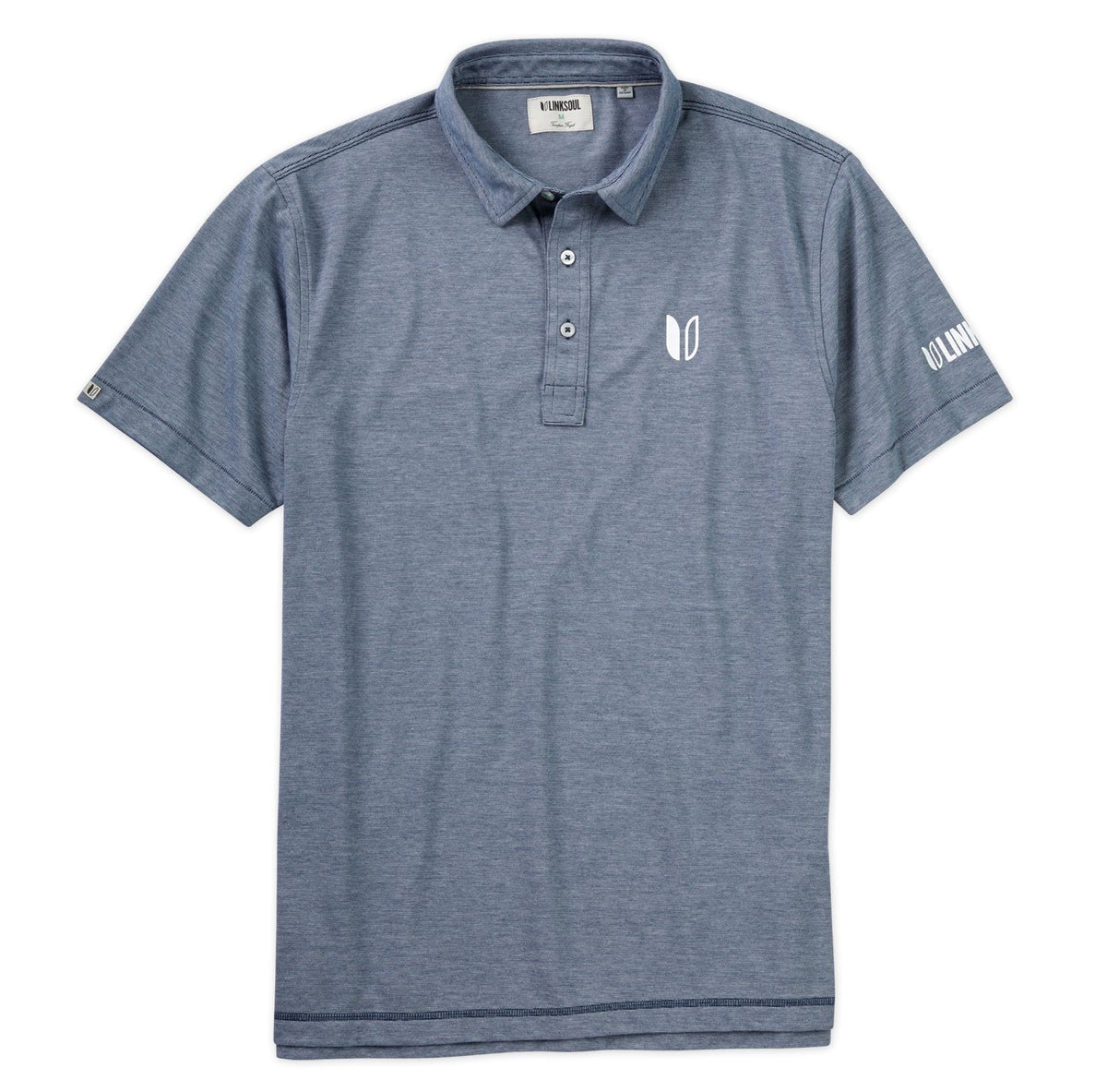 Tour Logo Avila Short Sleeve Polo