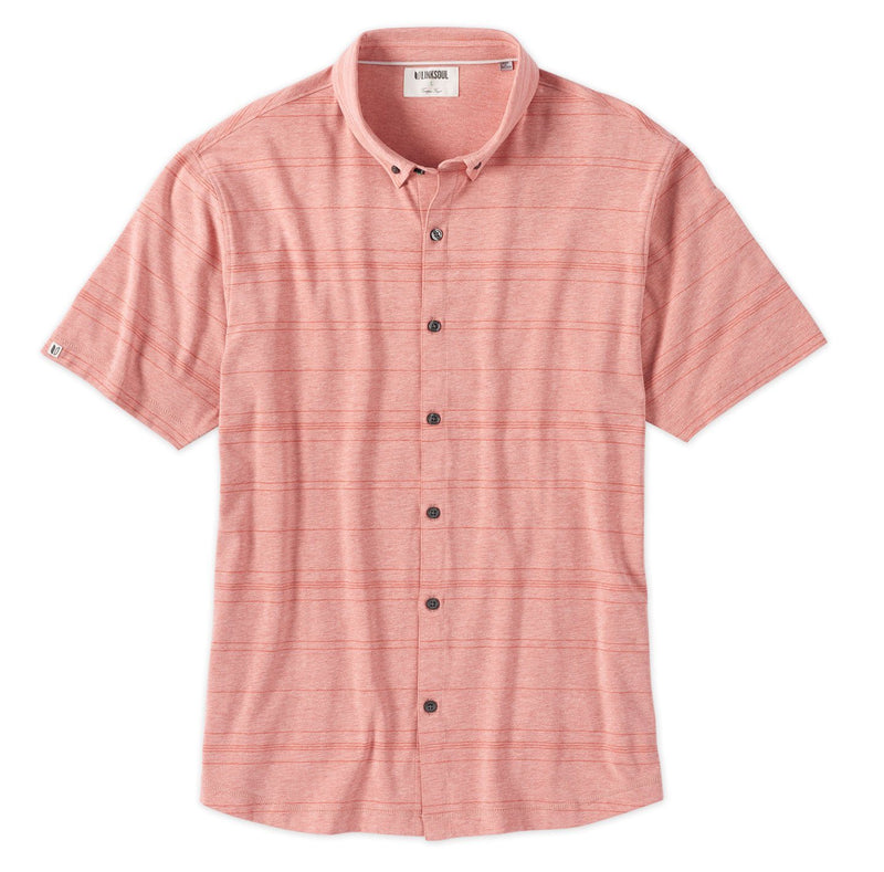 Anza Horizon Stripe Short Sleeve Shirt image