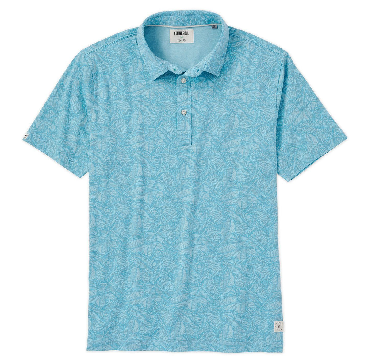 Cotton Poly Blend Short Sleeve Polo Shirt