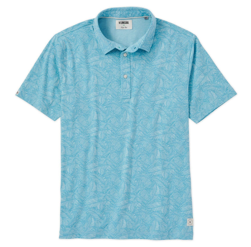 Tidepool Short Sleeve Polo image