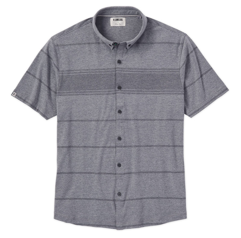 Anza Snake Stripe Short Sleeve Shirt image