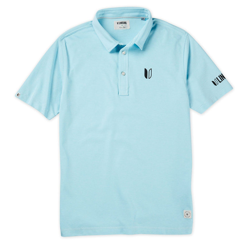 Tour Logo Oxford Dry-Tech Polo Shirt image