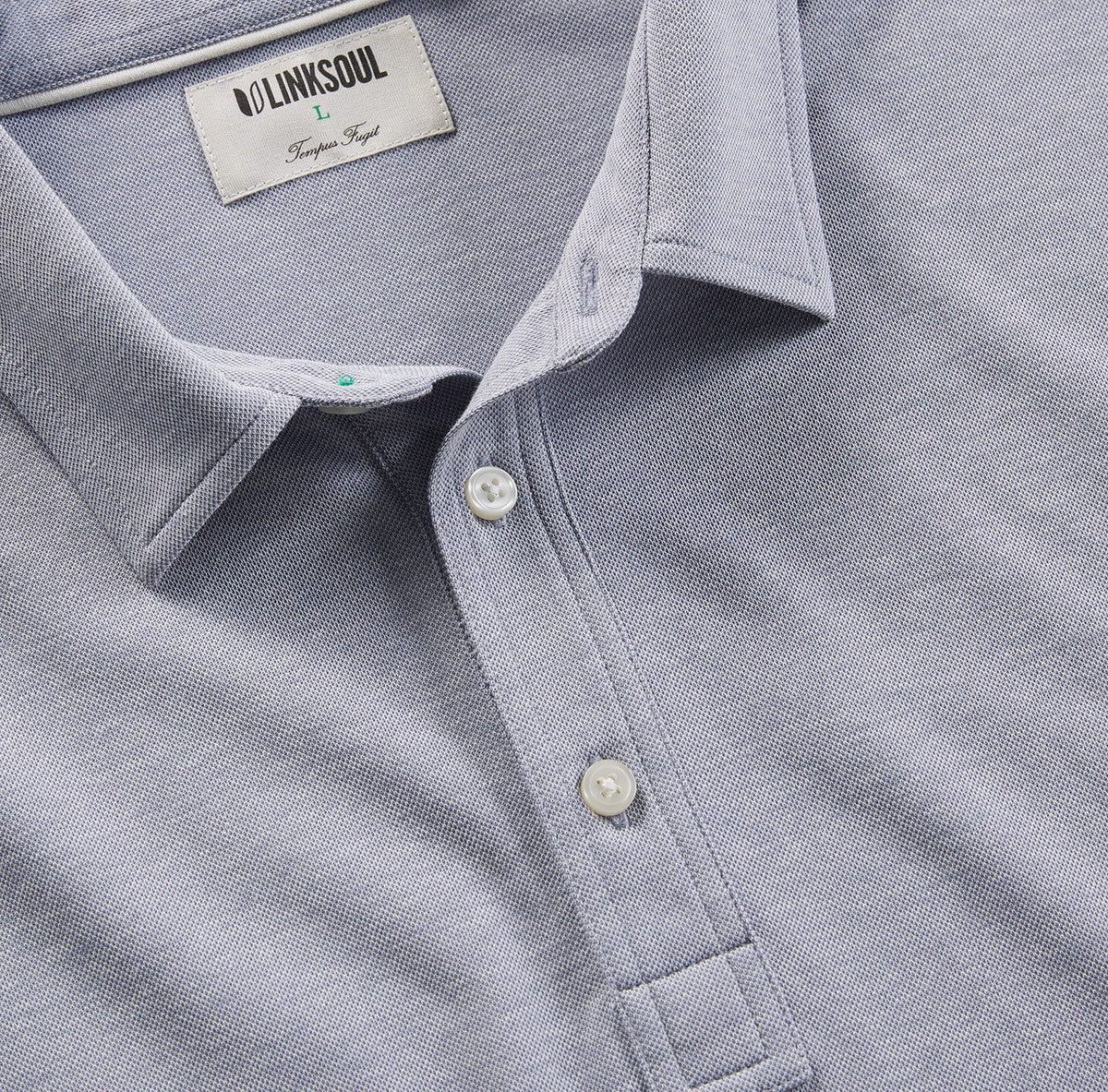 Hybrid Oxford Polo