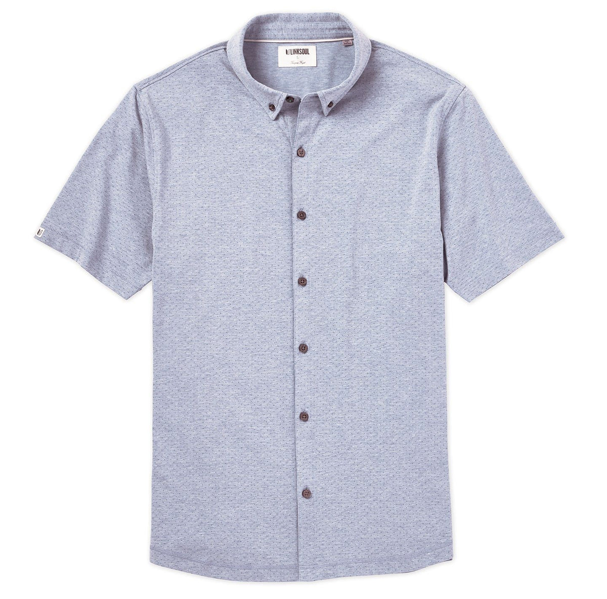 Anza Desert Dot Short Sleeve Shirt