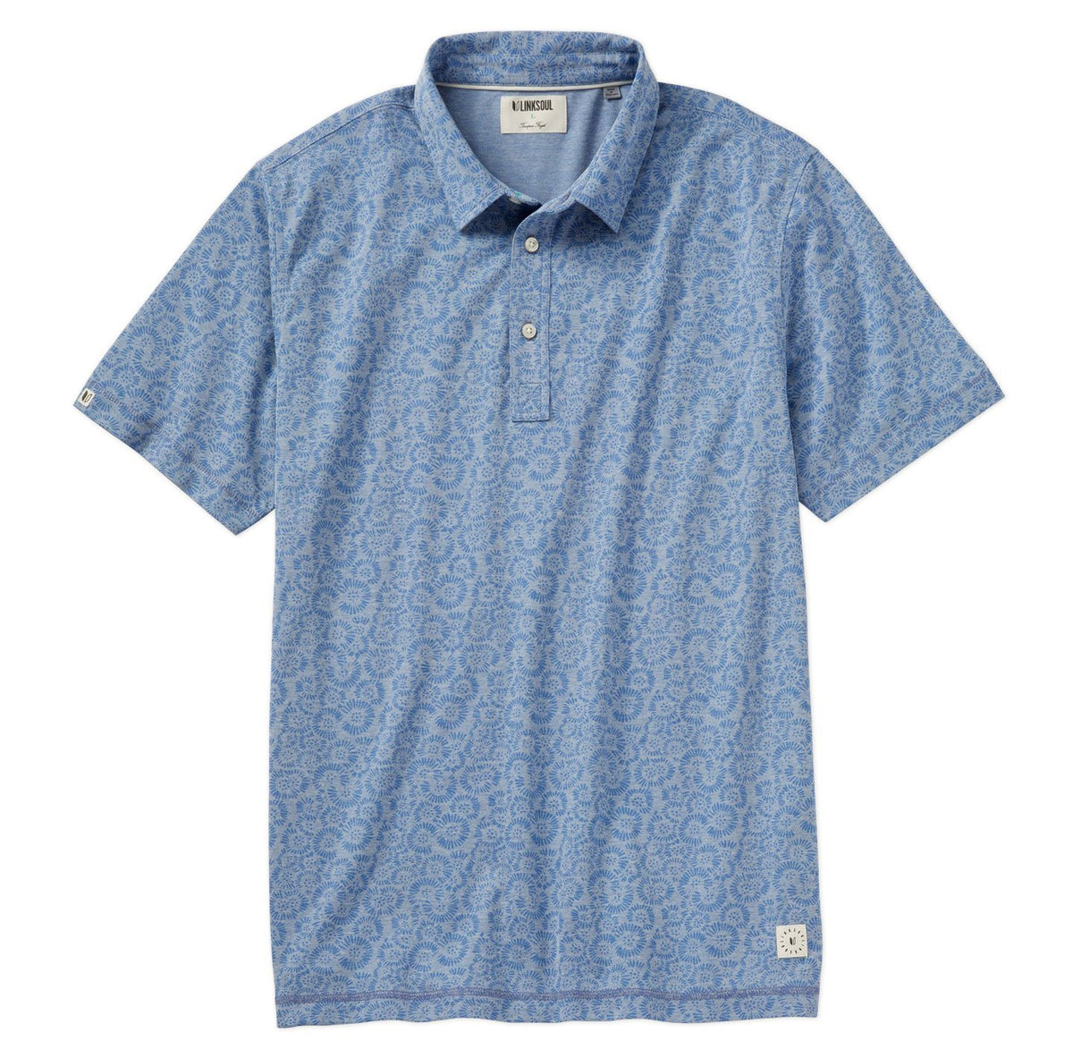 Oxford Dry-Tech Polo Shirt