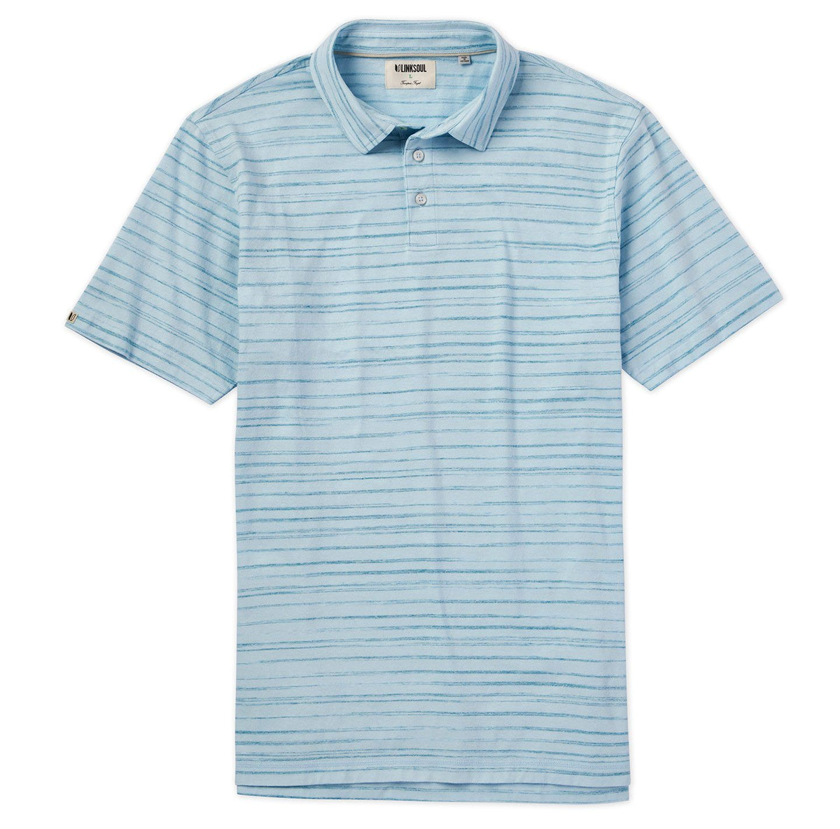 Horizon Stripe Polo