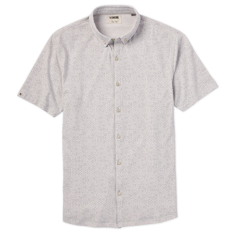 Anza Noise Print Short Sleeve Shirt image