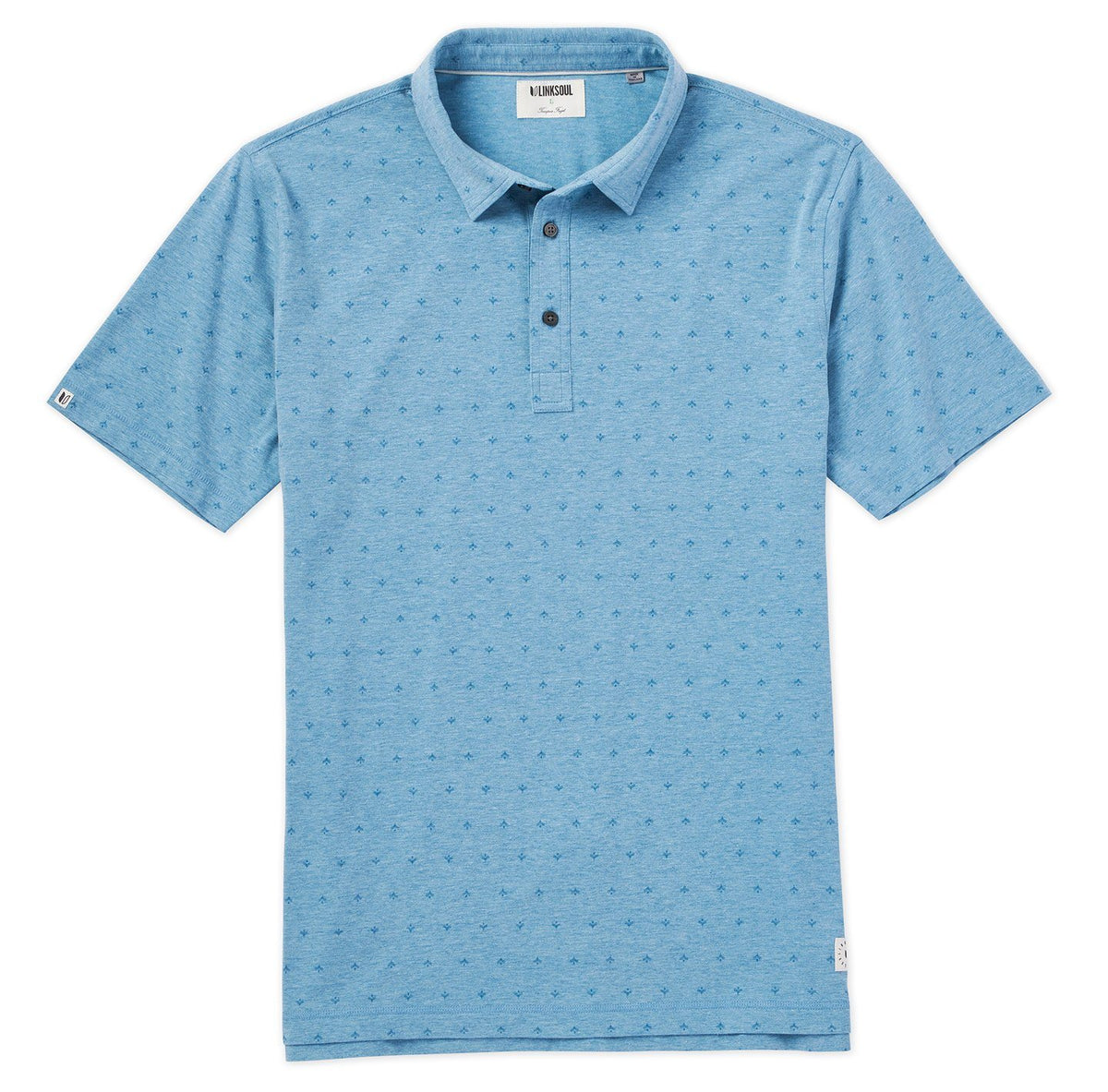 Dry-Tech Stretch Cotton Blend Polo