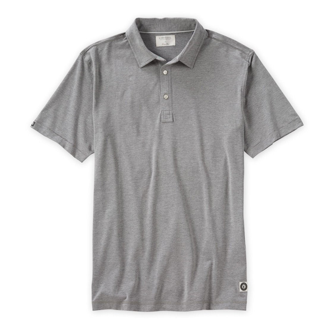 Anza Drytech Short Sleeve Knit Shirt