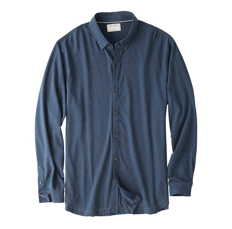 Rambler Long Sleeve Button-Down Shirt image
