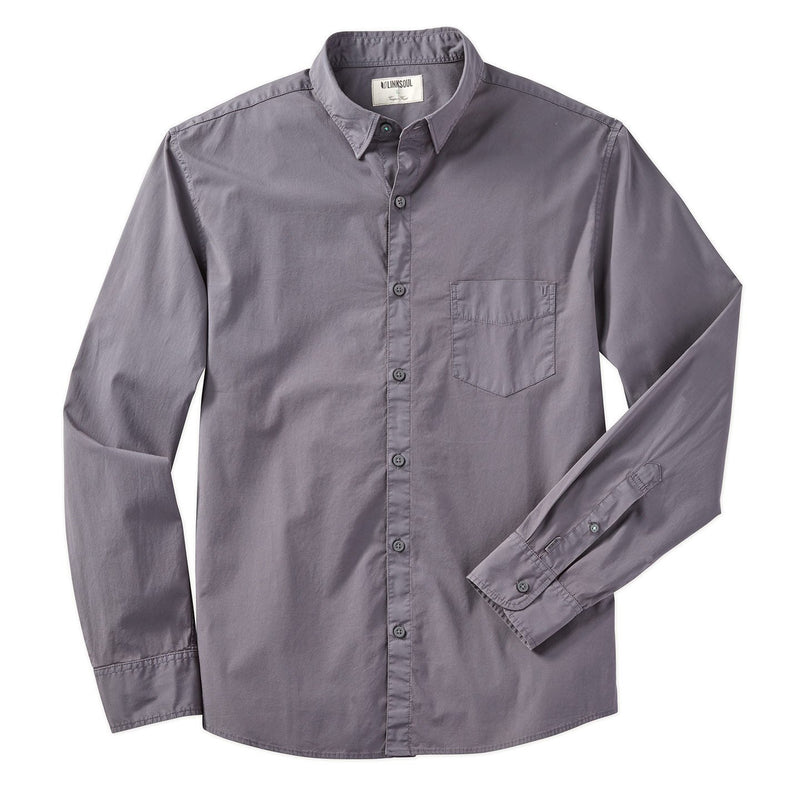Foundation Long Sleeve Woven Shirt image
