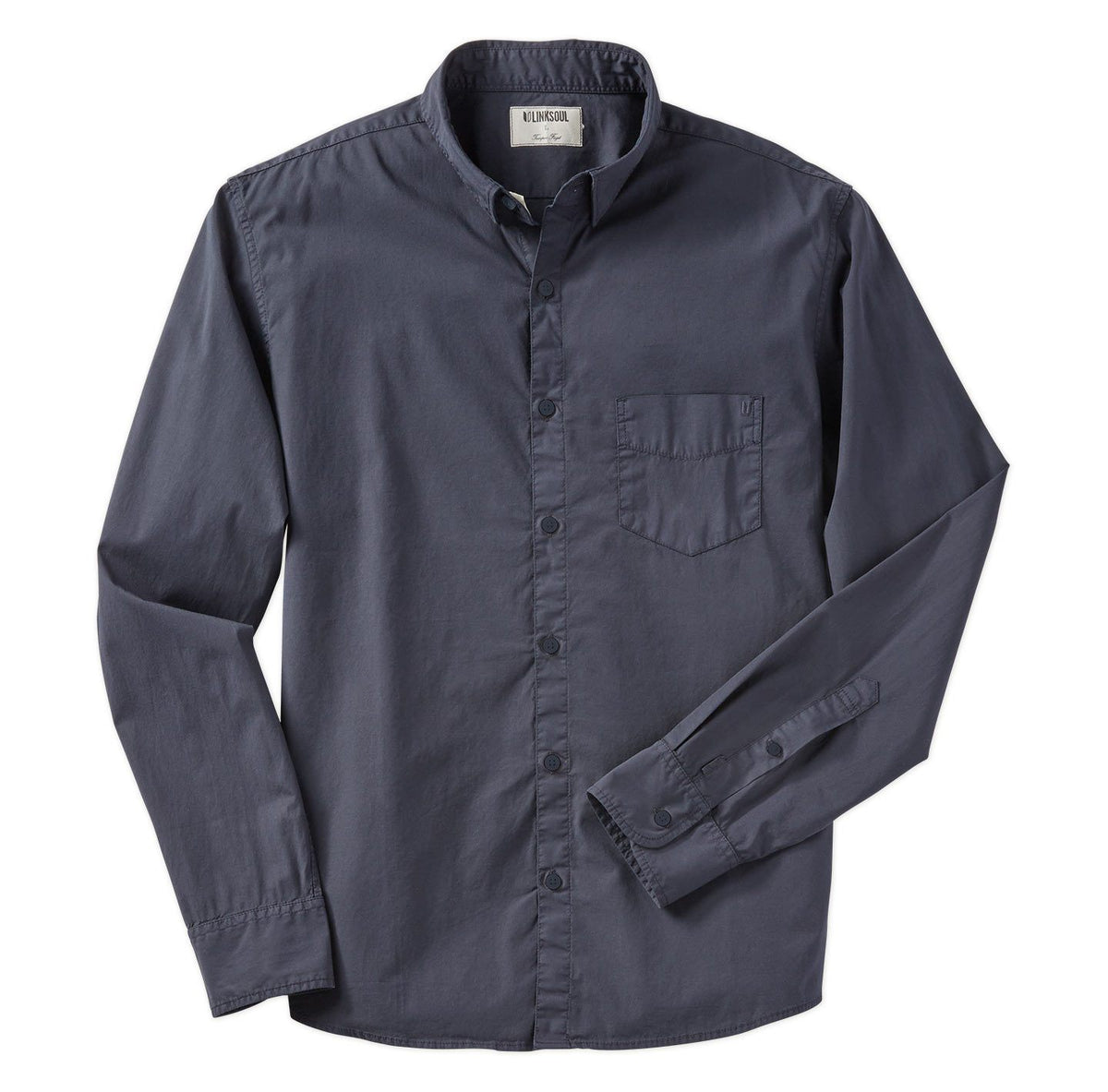 Foundation Long Sleeve Woven Shirt