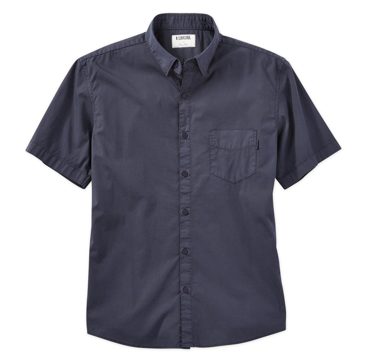 Foundation Short Sleeve Woven Shirt