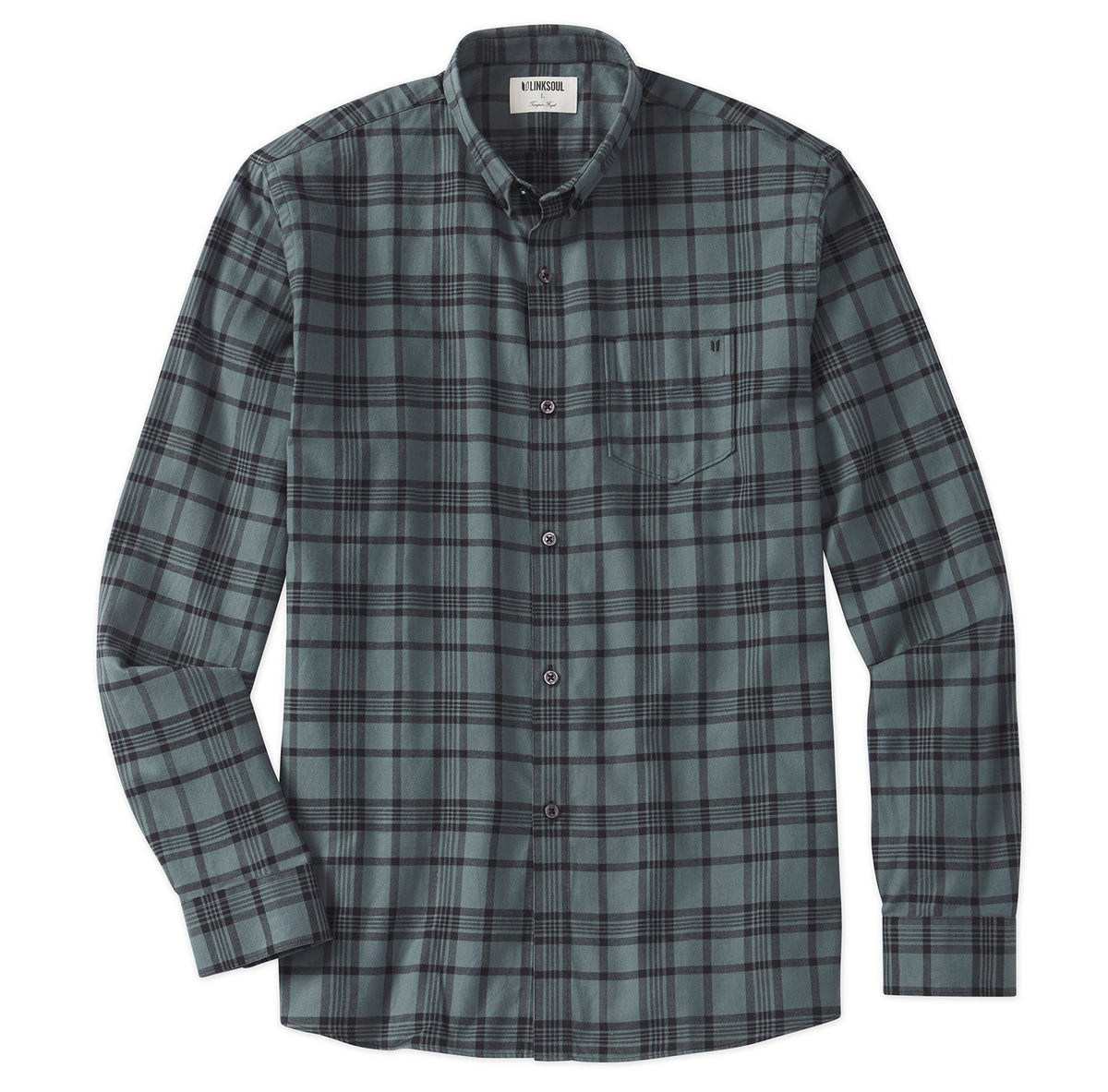Ultra-Lightweight Flannel Shirt