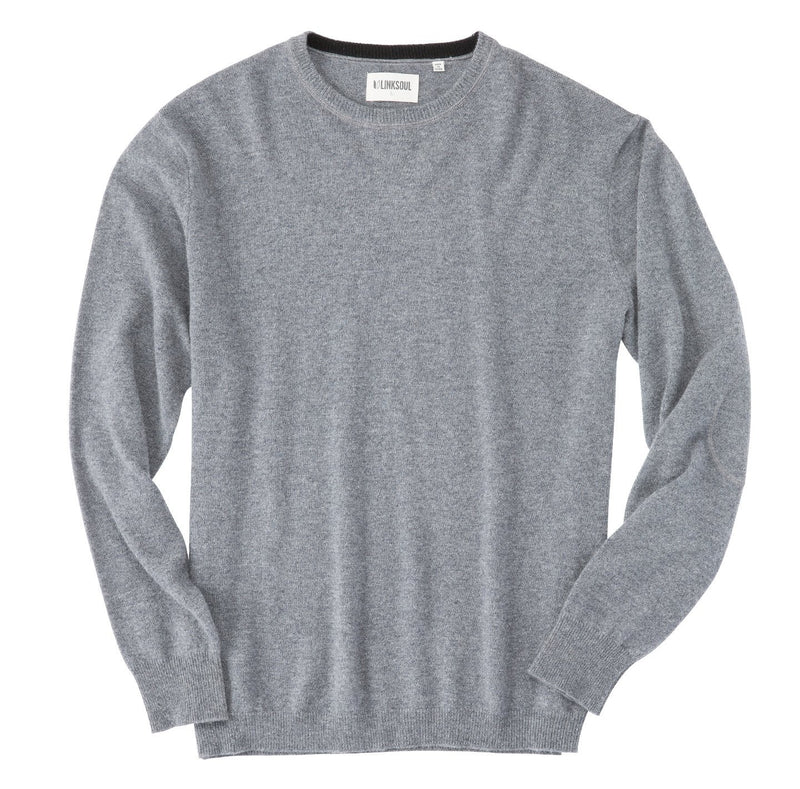 Cashmere Crew Neck Sweater image