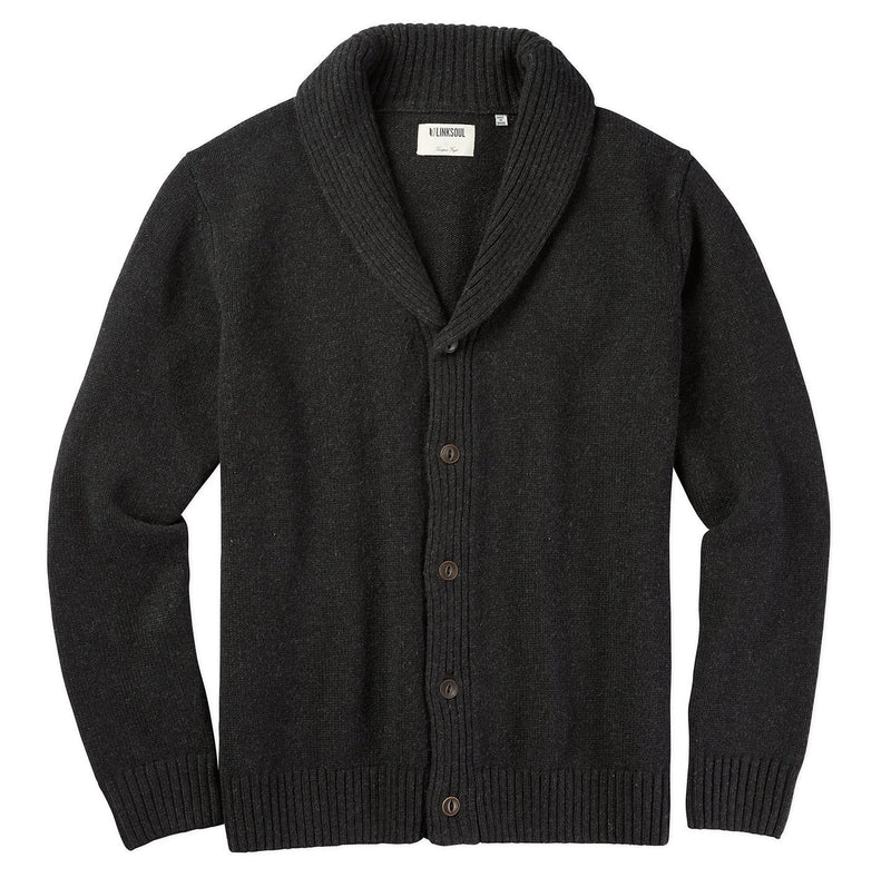 Wool Cardigan Sweater image