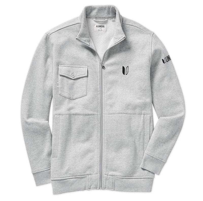 Tour Logo Full-Zip Skye Fleece Layer image