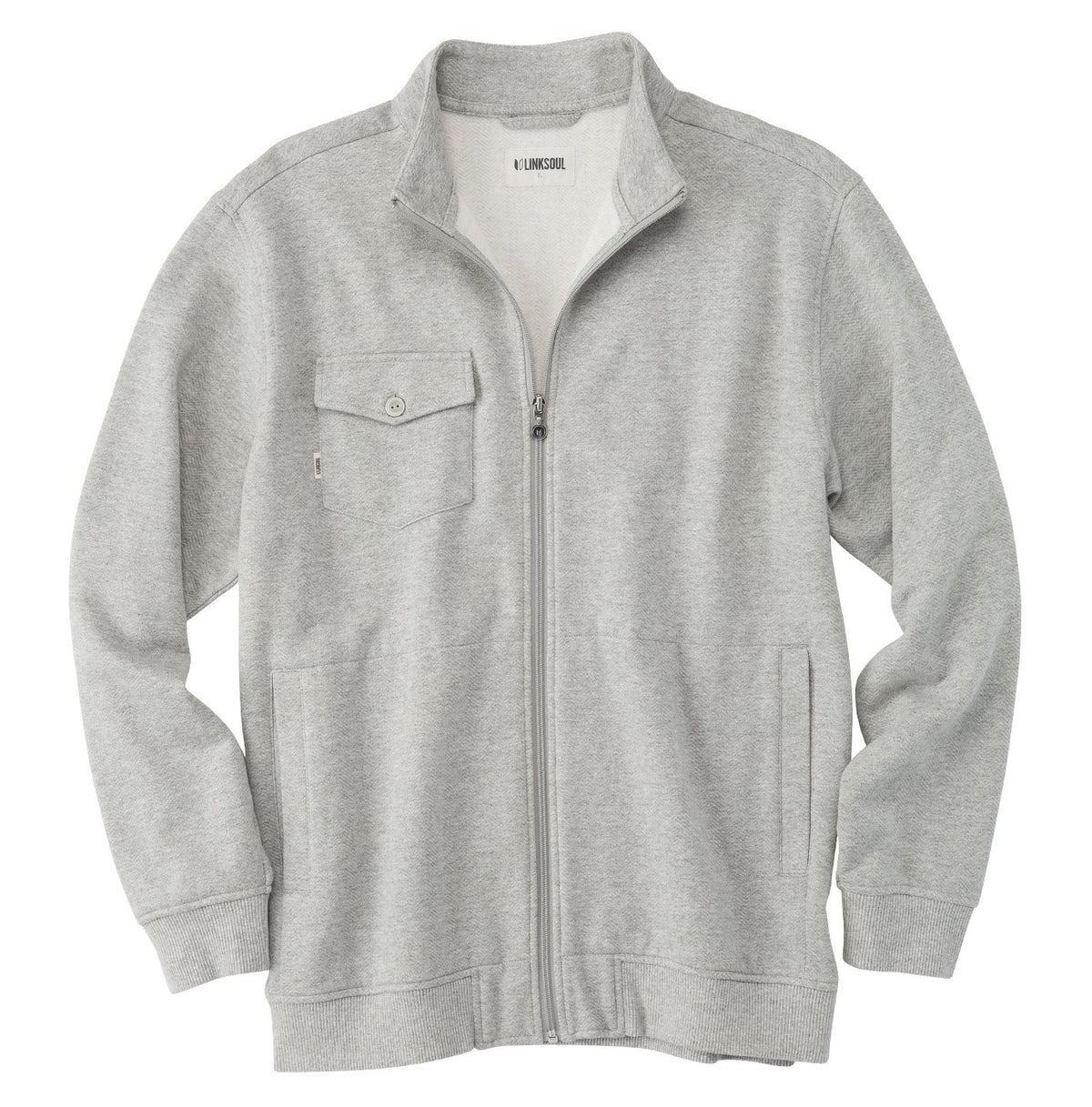 Full-Zip Skye Fleece Layer
