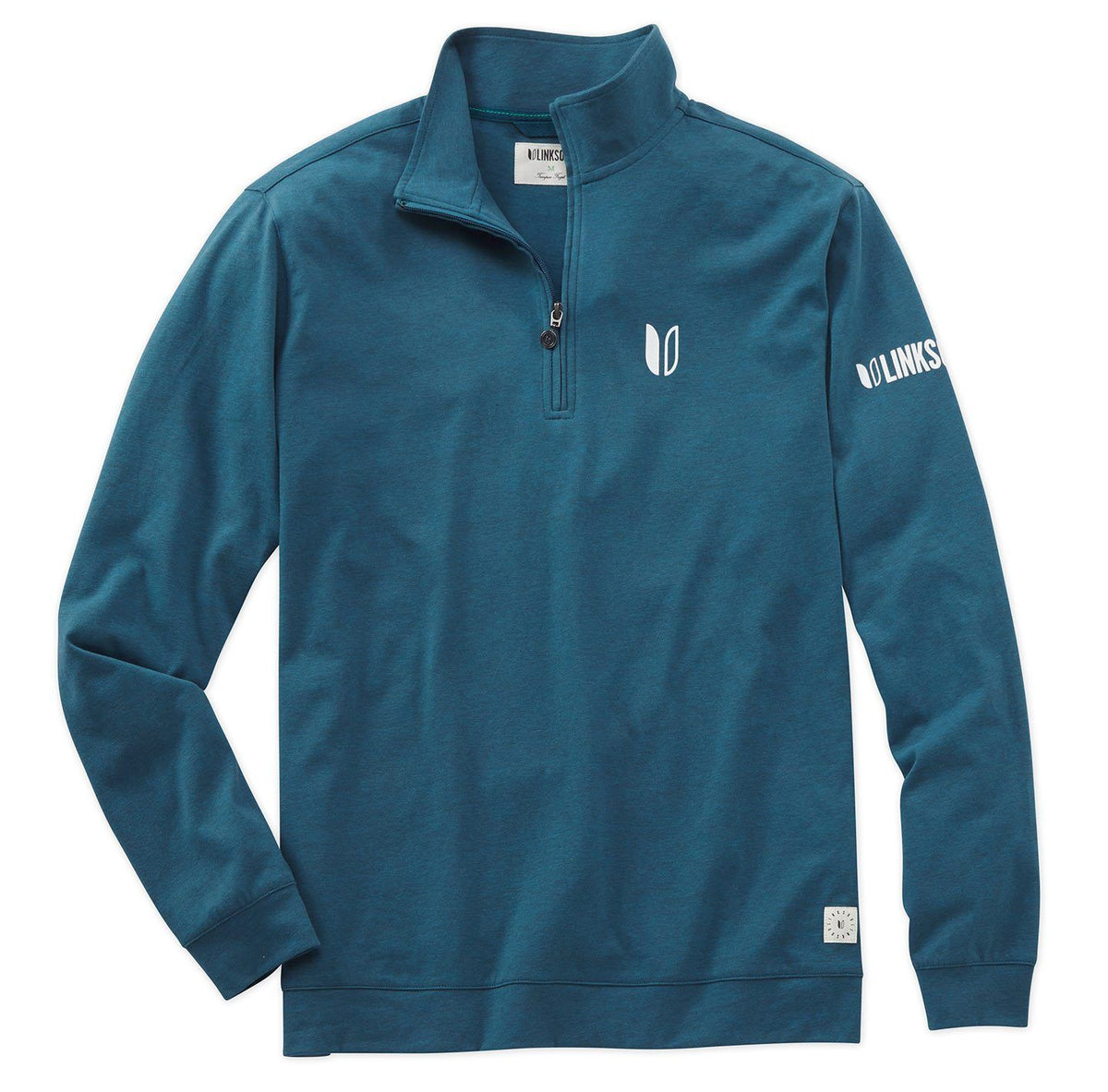 Tour Logo Dry-Tek Quarter-Zip Layer