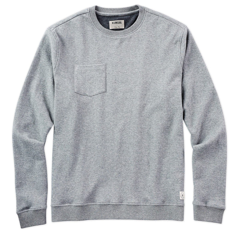 Pocket Crewneck Sweatshirt image