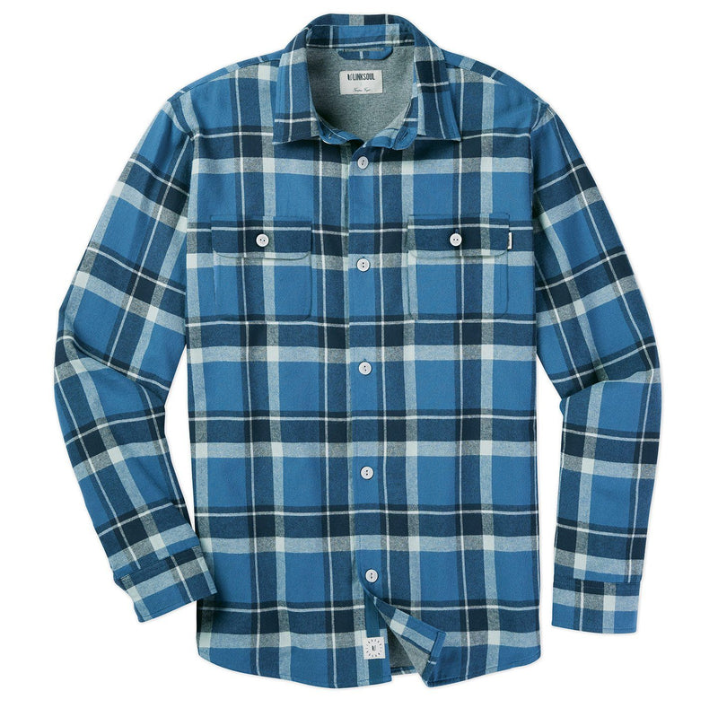 Classic Flannel Overshirt image