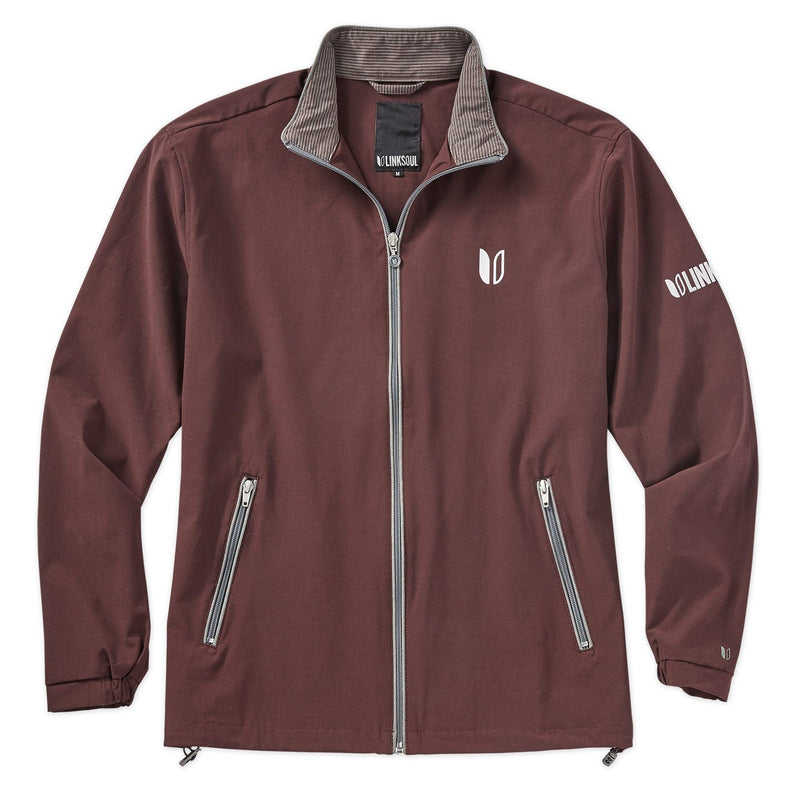 Tour Logo Morris Full-Zip Windbreaker image