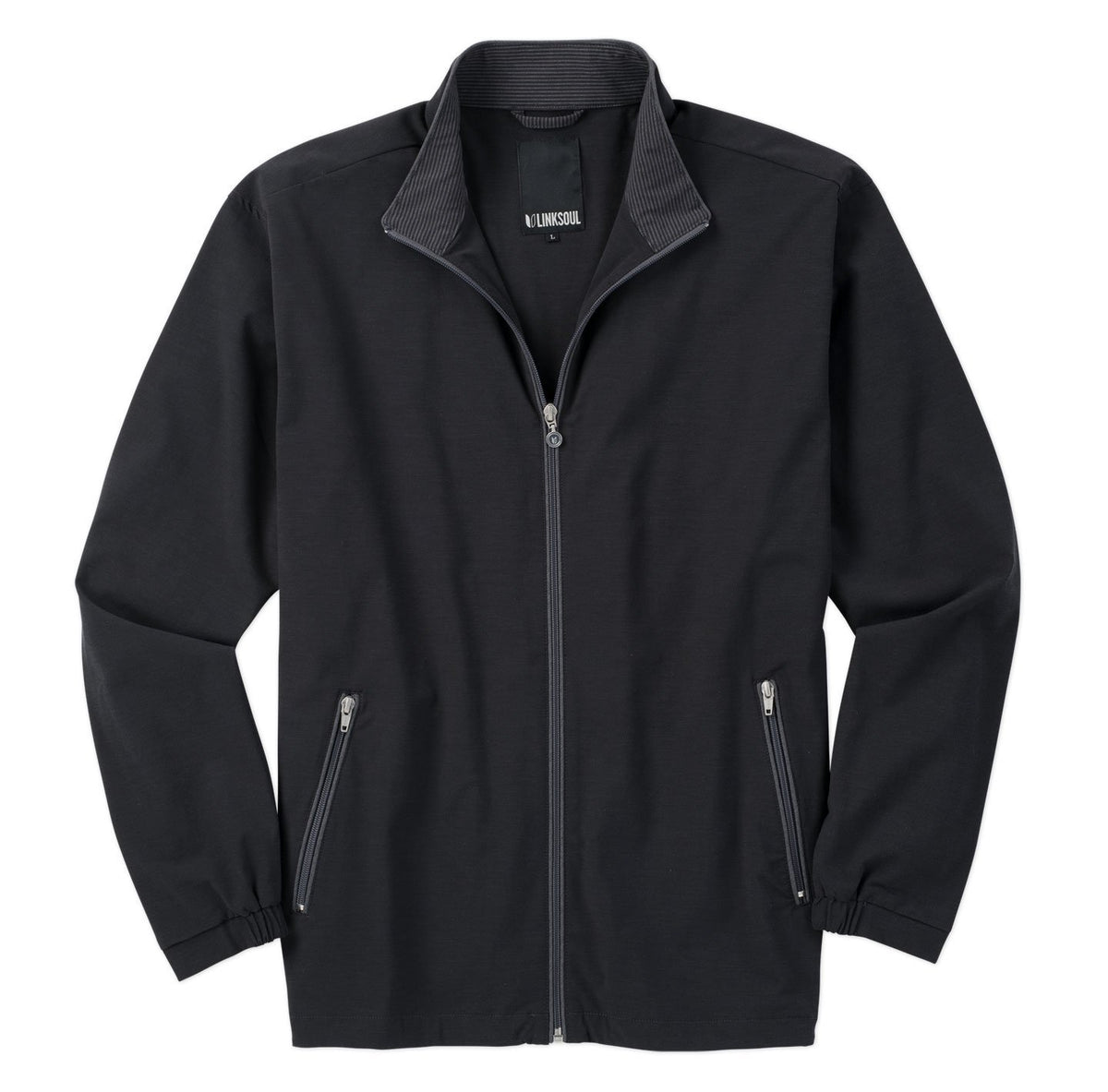 Morris Full-Zip Windbreaker
