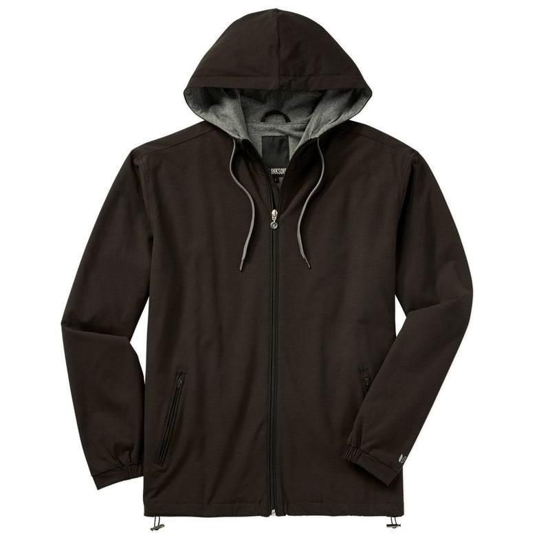 4-Way Stretch Hooded Jacket image