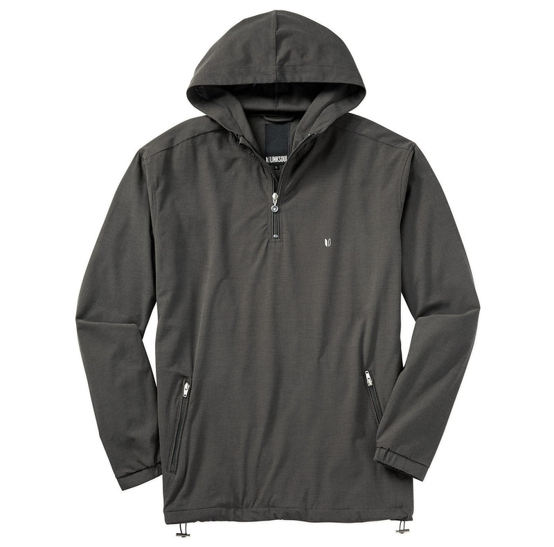 Perforated Half-Zip Boardwalker Hoodie image