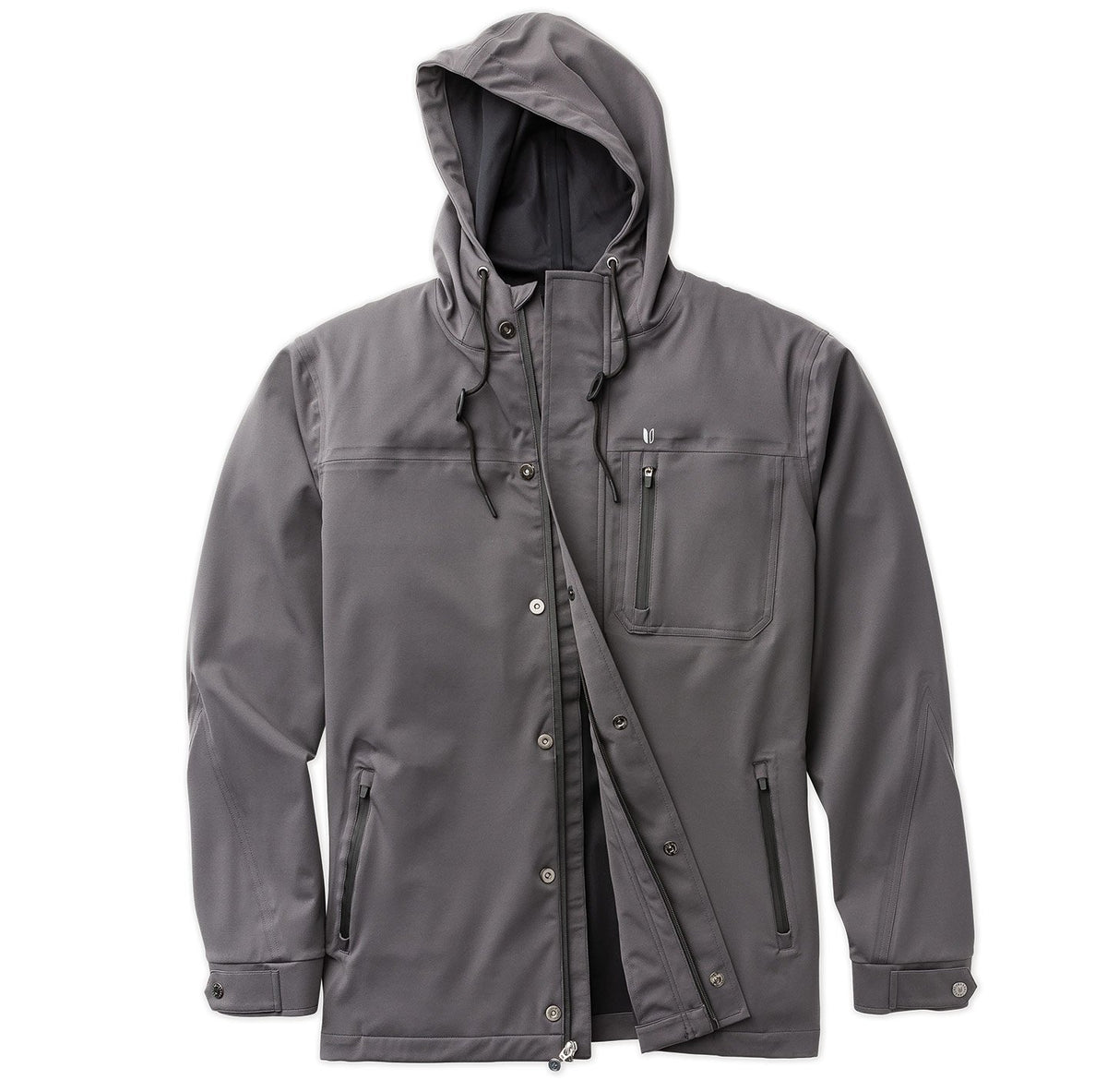 Polartec Breathable Rain Jacket