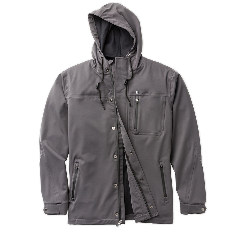 Polartec Breathable Rain Jacket image
