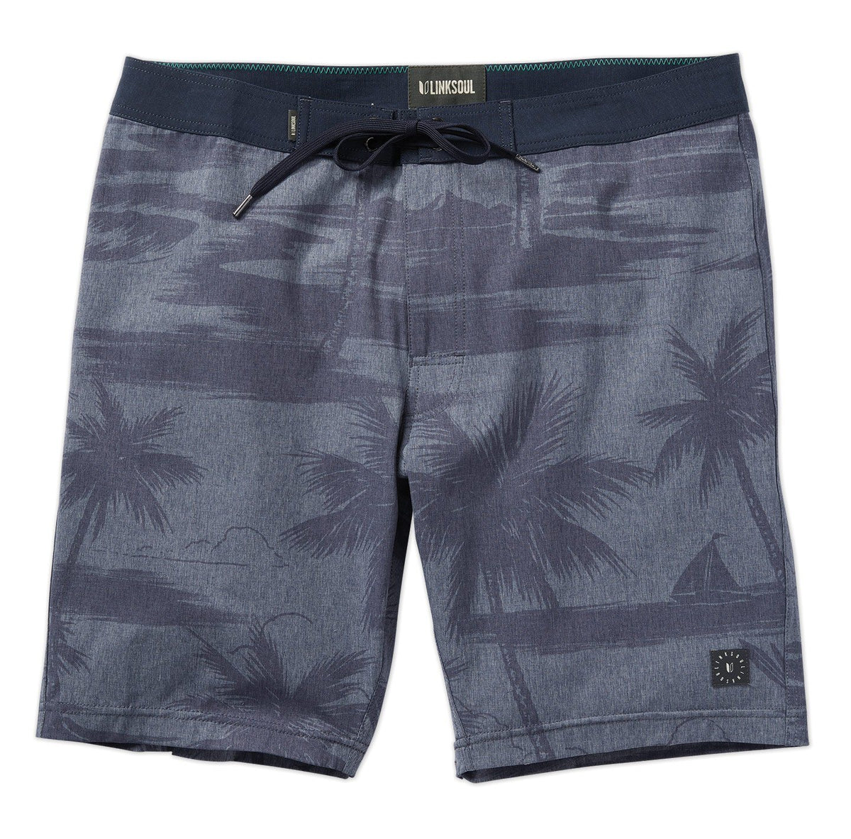 Subtle Printed Dawn Boardshort