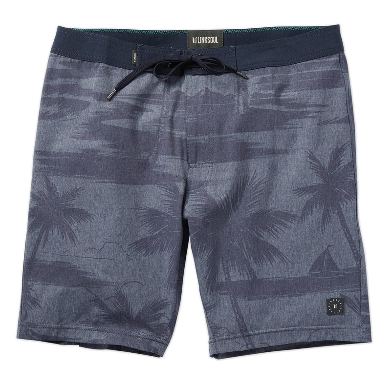 Subtle Printed Dawn Boardshort image