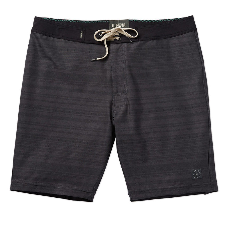 Subtle Printed Black Boardshort image
