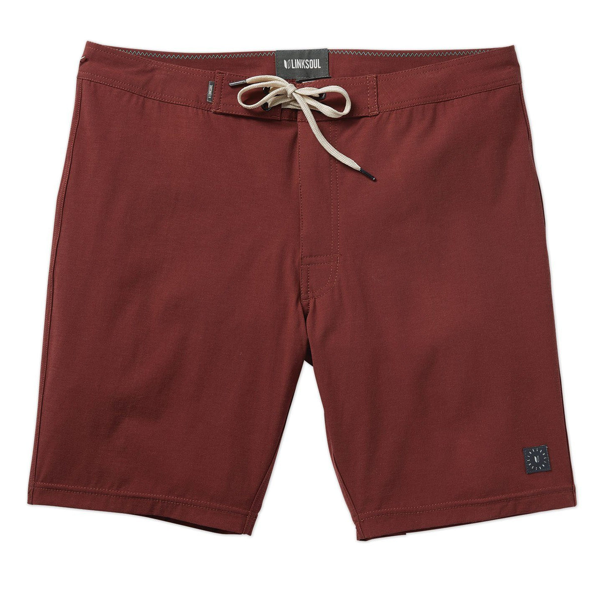 Solid Color Boardshort