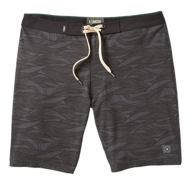 Leaf Print Boardwalker Boardshort image