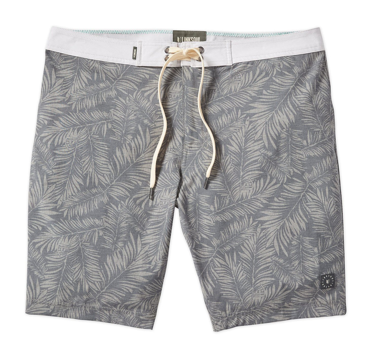 Palm Print Boardwalker Boardshort