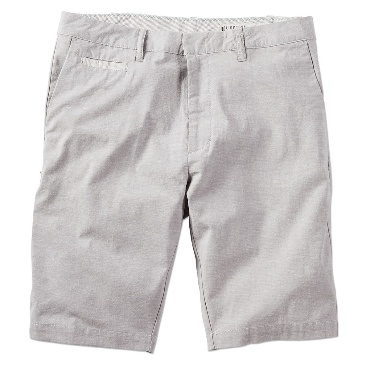Stretch Comfort Chambray Short