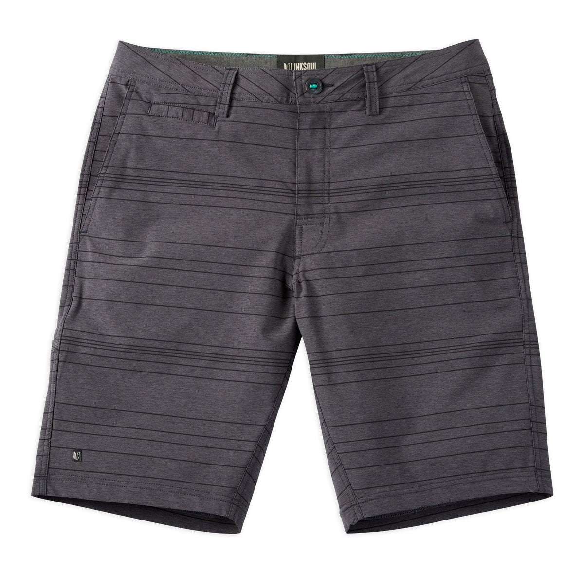 Striped Boardwalker Short