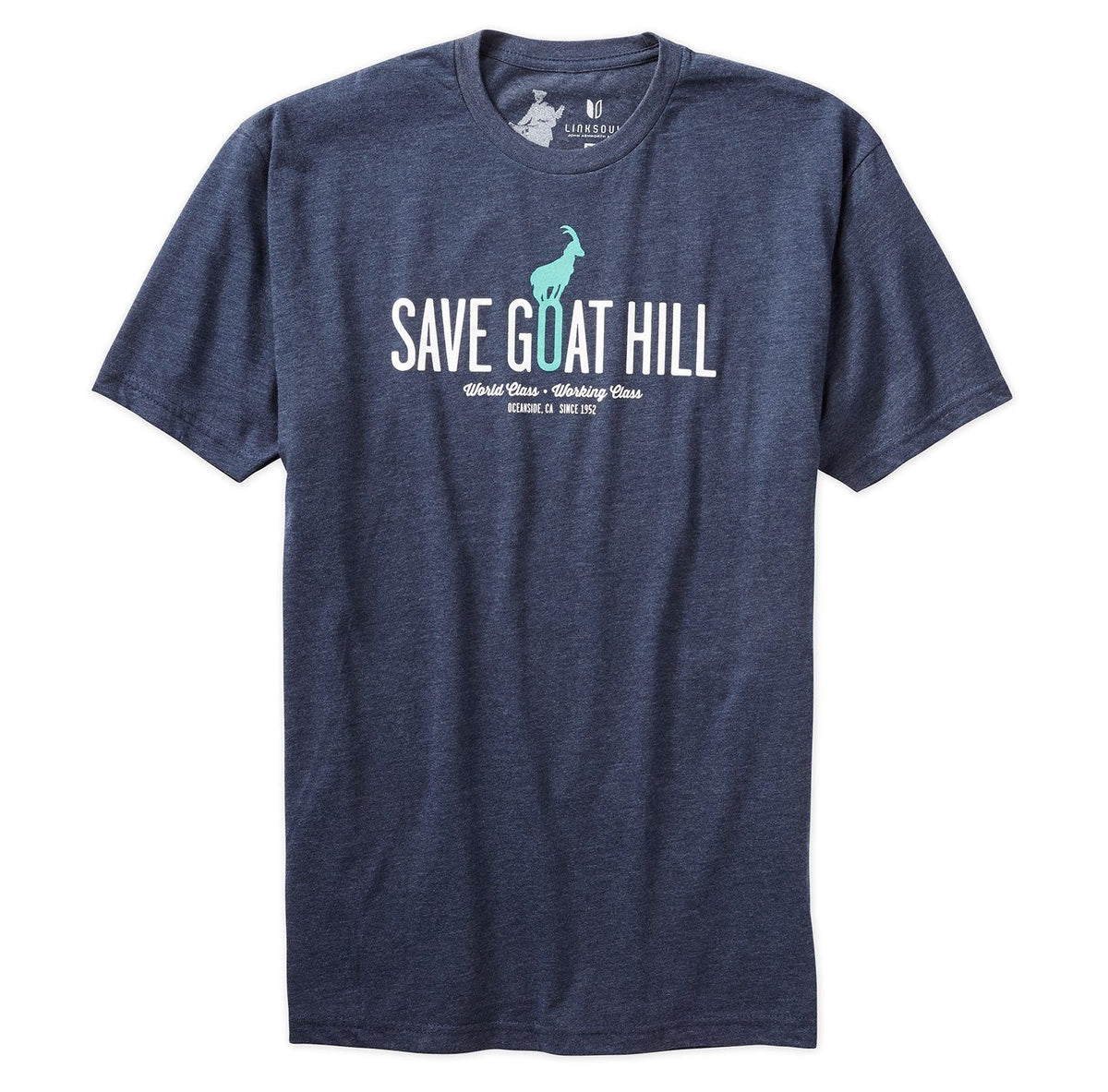 Save Goat Hill Tee (Mens)
