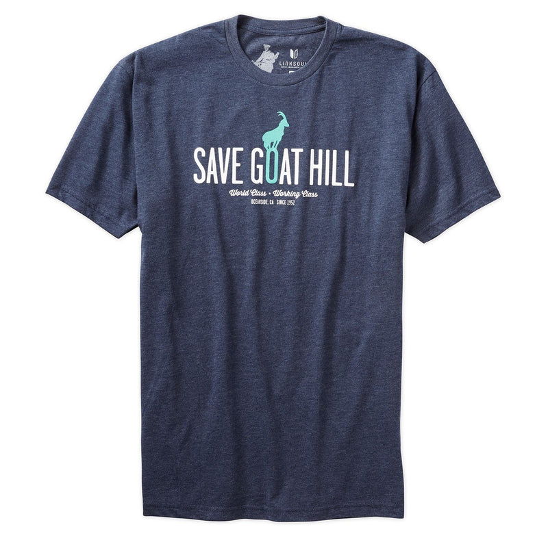 Save Goat Hill Tee (Mens) image