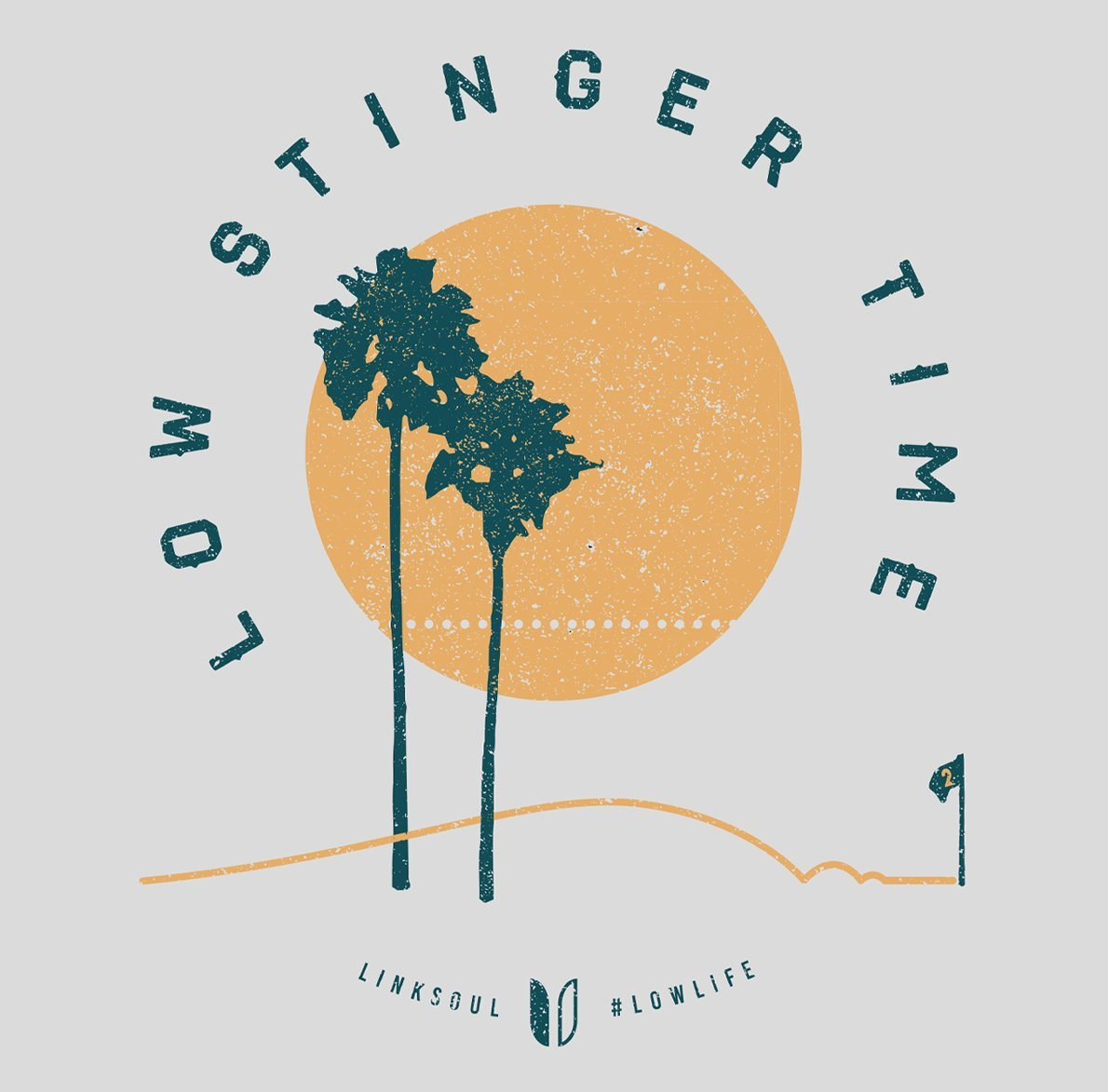 Low Stinger Time Tee