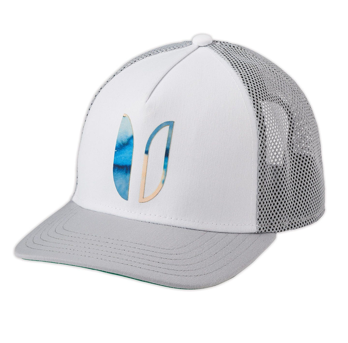 Waimea Water Color Trucker Hat