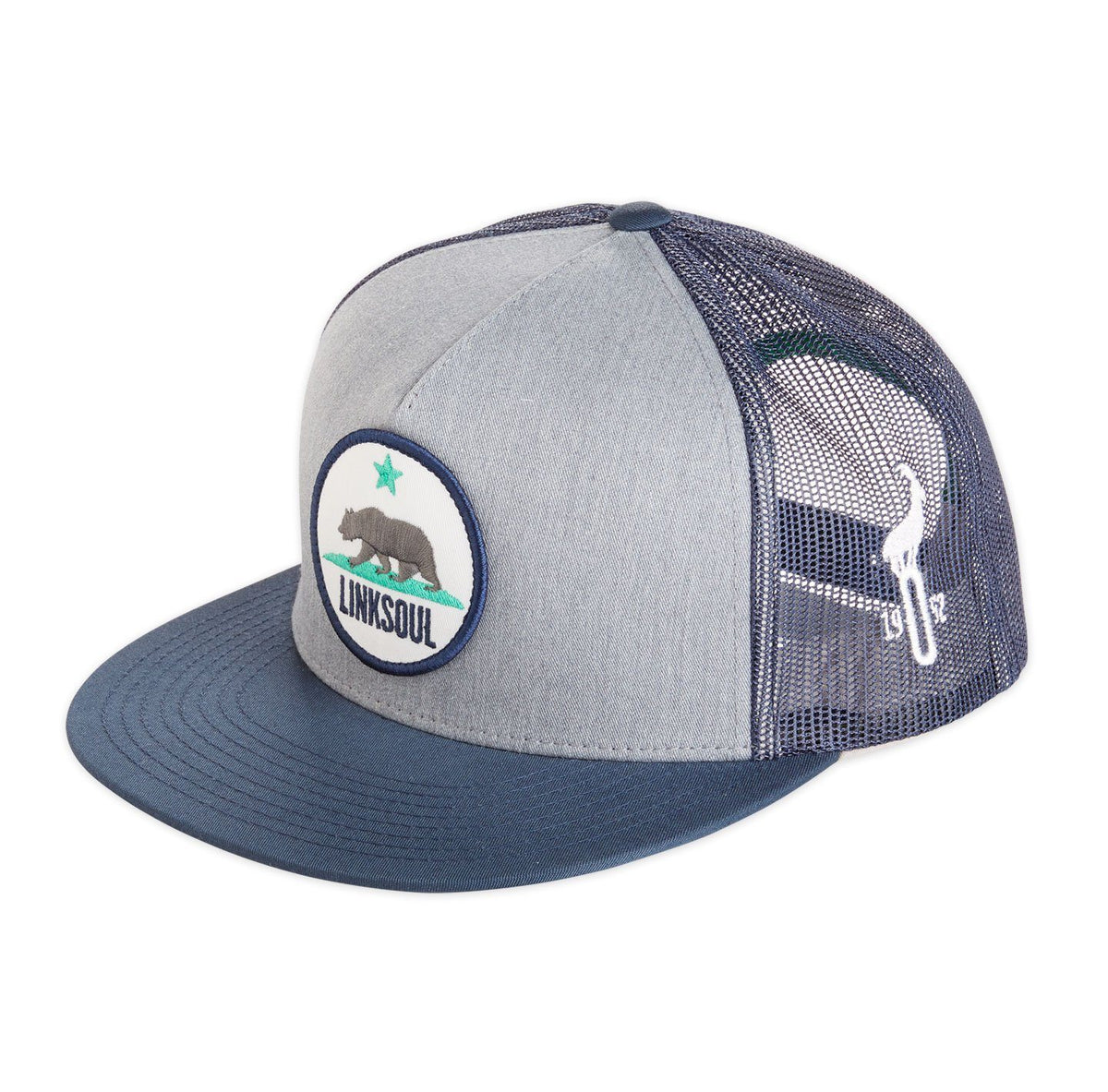 Goat Hill Park California Trucker Hat