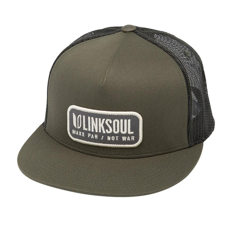Linksoul Patch Trucker Hat image