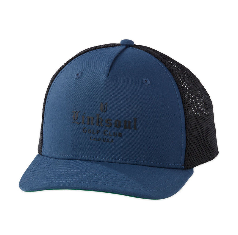 Embossed Mesh Trucker Hat image