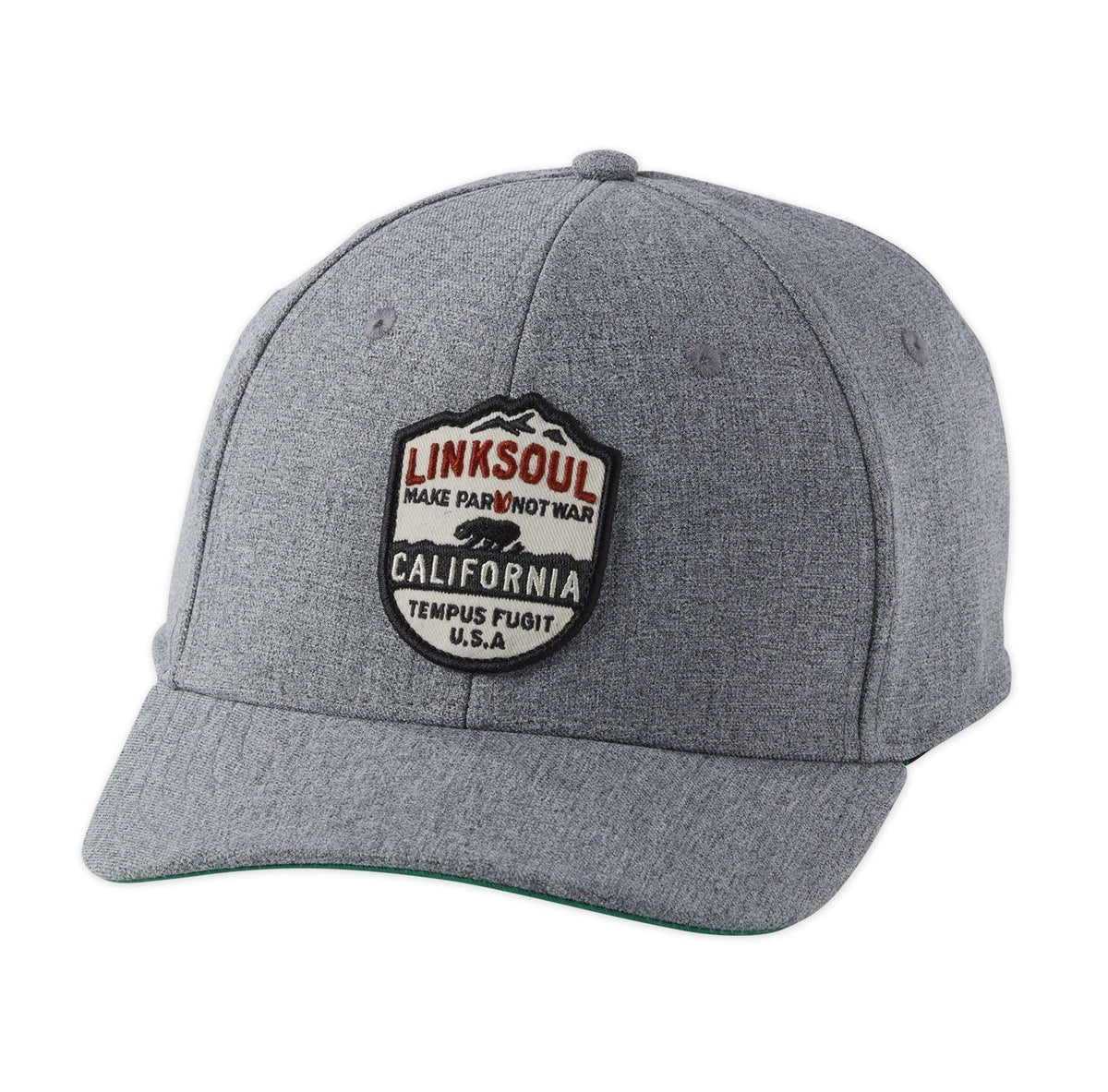 California Shield Patch Hat