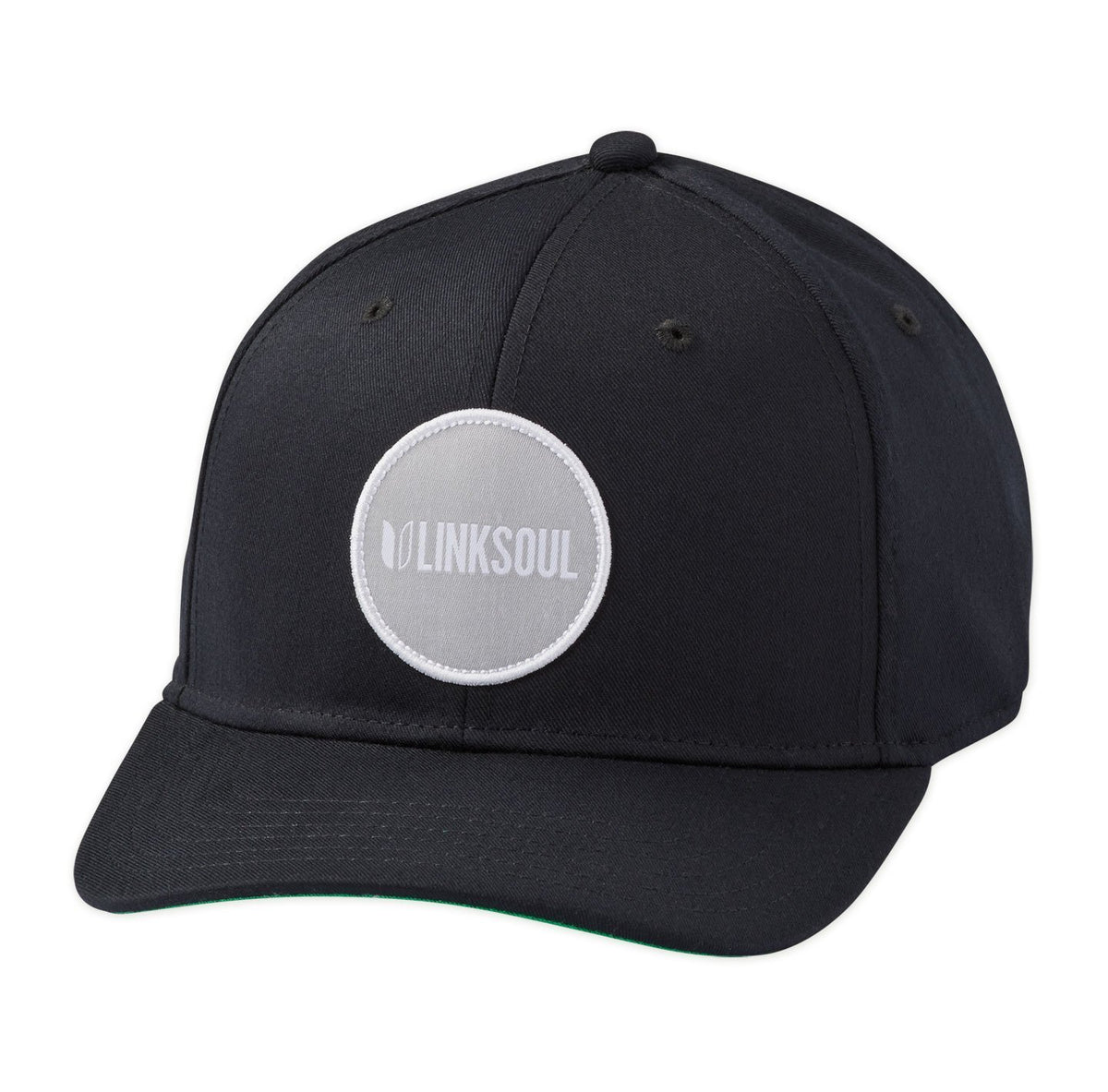 Linksoul Grey Patch Hat