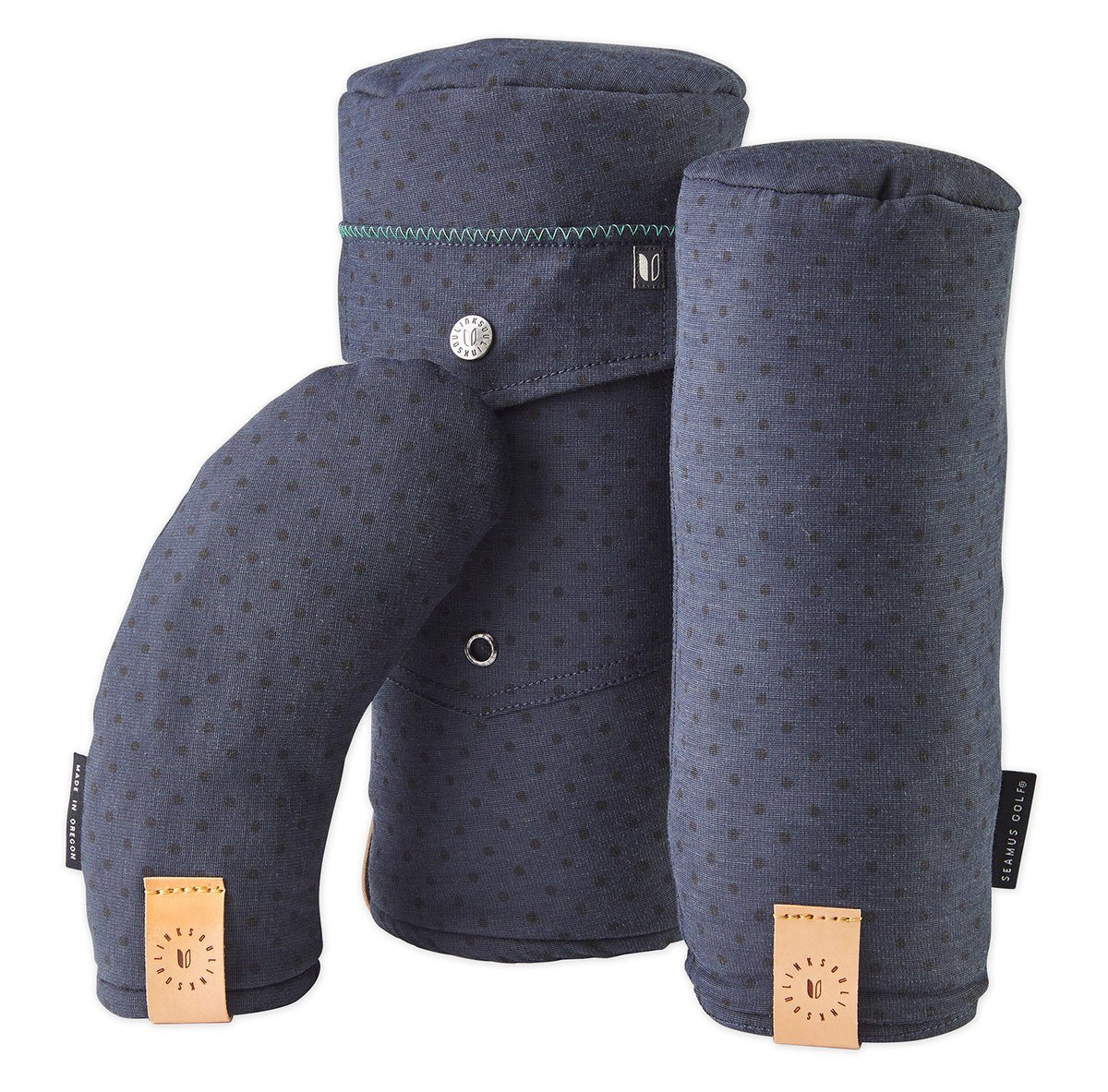 Hybrid Headcover - Navy